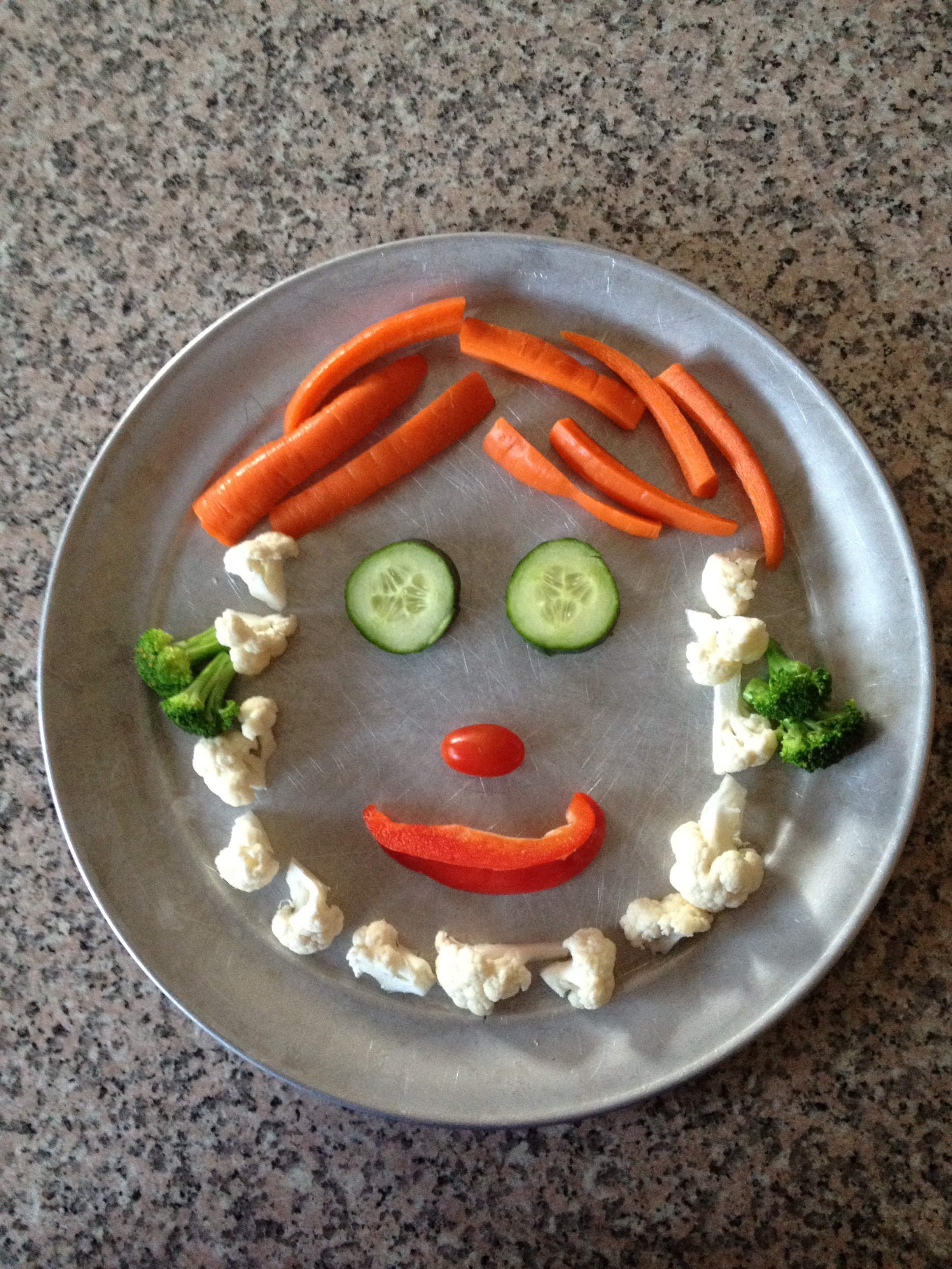 Veggie Art | Creating a Healthy Lifestyle