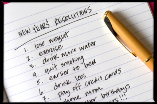Brain Compatable New Years Resolutions