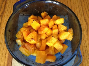 Lisa's Roasted Butternut Squash